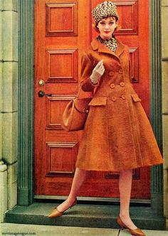 early 1960's fashion