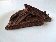 Raw čokoládové Brownies s chilli papričkou