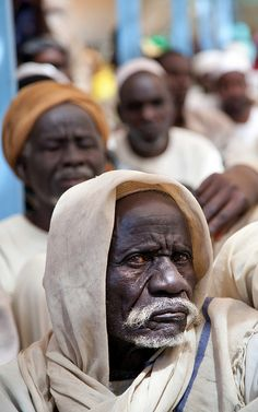 Darfur Leaders by United Nations Photo, via Flickr