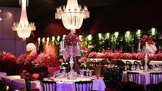 decoração de casamento area dos convidados Jayme Bernardo
