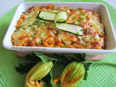 Great Recipes, Zucchini, Vegetables, Food, Pies, Food And Drinks, Essen, Vegetable Recipes, Meals