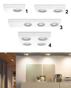 Svítidla.com - Philips - Quine LED - LED svítidla - Vnitřní - světla, osvětlení, lampy, žárovky, svítidla, lustr Led, Bathroom Lighting, Mirror, Furniture, Home Decor, Bathroom Light Fittings, Bathroom Vanity Lighting, Decoration Home, Room Decor