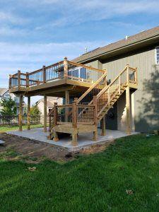 Pro #415393   J&b Construction LLC   Kansas City, MO 64157 Window Replacement, Exterior Doors, Garden Bridge, Kansas City, Pergola, Deck, Construction, Outdoor Structures, Windows