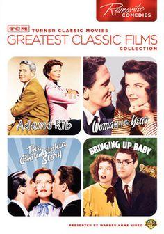 romantic comedy pictures | TCM Greatest Classic Films: Romantic Comedies