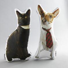 pillows to memorialize your pets memory http://shop.intheseam.com/