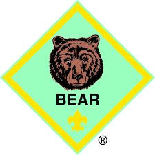 PRINTABLE CHEAT SHEET of revised Bear requirements from BSA (Dec. 2016) to the Cub Adventure program! #cubscouts #cubscoutadventures #Bears
