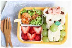Creativa madre prepara estos mágicos almuerzos escolares para sus hijos | Upsocl Mujer