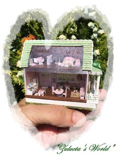 """Zulueta's World"" miniatures"