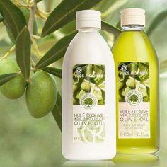 Olio d oliva.. Niente di meglio per idratare