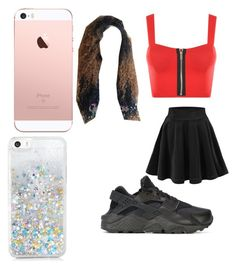 """""""Gang meeting n party"""" by pettyallthe on Polyvore featuring WearAll and NIKE"""