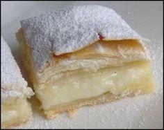 Milföy hamurundan Laz böreği