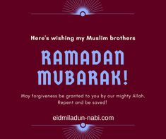Ramadan Kareem wishes for your loved ones. You can also send these wishes in advance. Muslim Ramadan, I Muslim, Ramadan Wishes Messages, Ramadan Mubarak, Wishes For You, English Quotes, Forgiveness, First Love, Peace