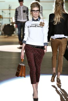 DSQUARED Fall 2012/2013