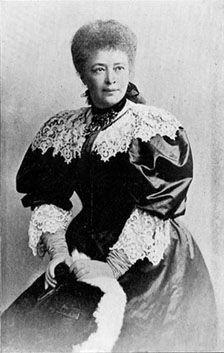 Bertha von Suttner. #JPseins
