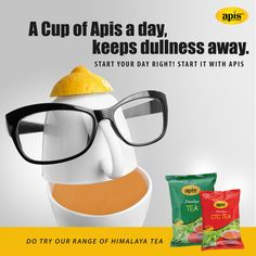 Stay Fresh & keeps dullness away with Apis Himalaya Tea. Buy Now on Amazon & Stores near you.