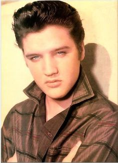 Elvis Presley He's music, he's movies, he transcends so much for me.