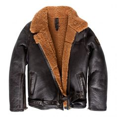 3d8c1292ea PME Legend sheepskin - The icon of classic Aviation Gear. tested daily by  cargo pilots worldwide