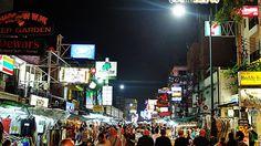 Ko San Road, Bangkok, Thailand