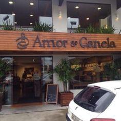 Confeitaria Amor & Canela. #joinville