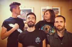 Bastille. I love these dorks so much :)