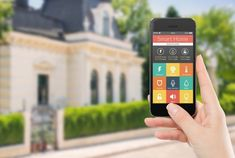 Taking a closer look at smart homes [VIDEO] #homesecuritysystemwebsite