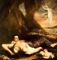 Pedro Atanasio Bocanegra(1638–1689) Alegory of the PestDate17thcenturyMediumoilCurrent location  Musée Goya
