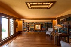 Frank Lloyd Wright's Hollyhock House to reopen once again in February | News | Archinect