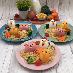 Ils sont plus vrais que nature Easy Food Art, Amazing Food Art, Cute Food Art, Food Art For Kids, Creative Food Art, Diy Food, Amazing Food Decoration, Food Tips, Food Hacks