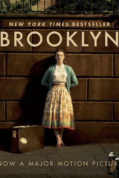 8 Books To Read Before You See The Movies This Fall...Brooklyn is on my list to read