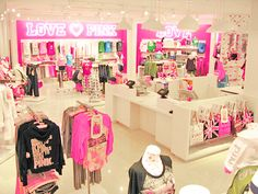 Cute Clothing Store Secret Clothing Stores