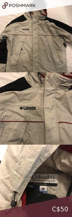 Columbia jacket size xl Columbia Jacket size XL in good condition Columbia Jackets & Coats Windbreakers Columbia Jacket, Plus Fashion, Fashion Tips, Fashion Trends, Motorcycle Jacket, Windbreaker, Coats, Man Shop, Best Deals