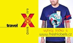 Súťaž o lístok na INTO the MIND a tričko od freshlabels.cz