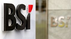Swiss financial regulators open criminal proceedings against the country's BSI bank over links to the corruption investigation into Malaysia's fund. Bbc News, Lululemon Logo, Singapore, Link, Chief Executive, Country, Image, Rural Area, Country Music