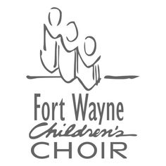 este logo es sencillo pero me encanta logo coro gospel