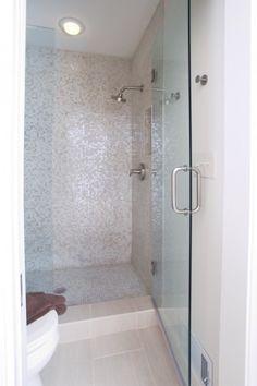 mozaiek tegels badkamer wit - Google zoeken