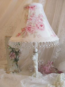 Enchanting Making Shabby Chic Lamp Shades And Ceiling