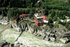 9 Reasons to Visit the Fraser Valley: Hell's Gate Airtram British Columbia Canada
