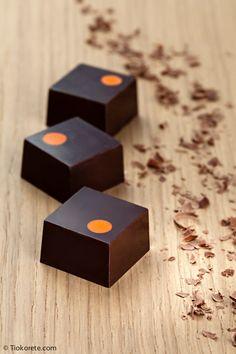 Cioccolatini Tiokorete: Arancia candita