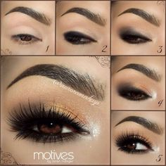 Smokey Eye Tutorials