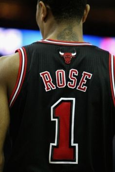 derrick rose black jersey authentic