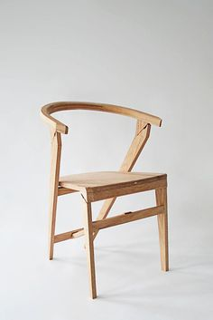 Brooklyn, NY, based Binh Dang showed this folding chair at IMM 2010 as part of the Pratt Institute's Student group exhibition. Via Yanko Design. Similar Posts: Fitti Chair by Victor Monserrate Cross Stitched Wood Chair by Penelope Ann Ramos Serpentine Armchair by Éléonore Nalet – 2012 IMM Cologne (06) An Lena Chair by Simone Harbert …