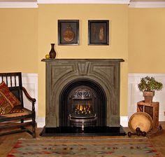 Fires of Tradition | Mantels for Valor Fireplaces - Mantels, slips, hearths, back panels