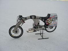 2007  BUB Speed Trials At Bonneville