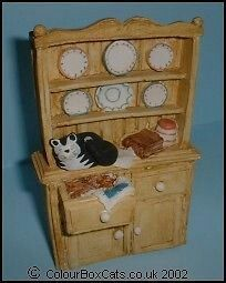 colour box peter Fagan Welsh Dresser and Variants Color Box, Colour, Welsh Dresser, Cute Cats, Teddy Bear, Pottery, Toys, Scotland, Animals
