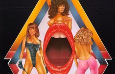 Juxtapoz Magazine - Adult Movie Posters of the 60s and 70s