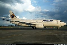 Boeing 737-3B7 aircraft picture