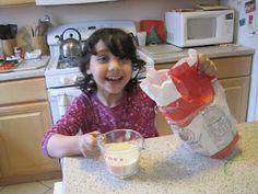 Home to 4 Kiddos - oreo cookies homemade! #recipes #kidsinthekitchen