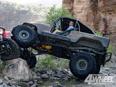 February 2009 4X4 Trucks 1982 Jeep Cj8 Scrambler
