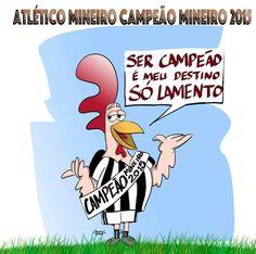 Campeão Mineiro 2015