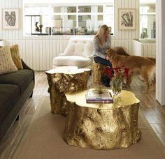 tocones de madera para decorar hogar (11)